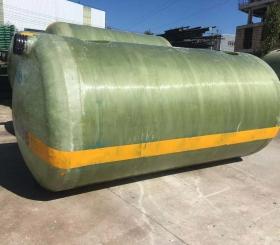 汪官220KVA变电站新建工程-污水处理设备-玻璃钢化粪池
