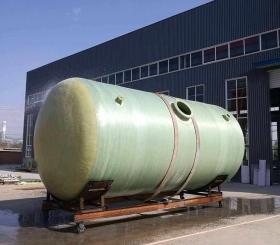 台江县中等职业技术学院改扩建项目-玻璃钢化粪池