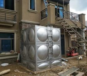 大方不锈钢水箱及增压供水设备