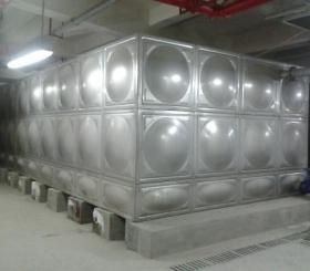 正安七鑫未来世界项目-玻璃钢化粪池-不锈钢水箱