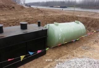黑毛猪养殖场污水处理设备