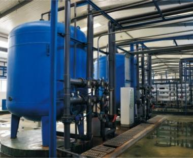 万豪电厂生活饮用净水处理设备