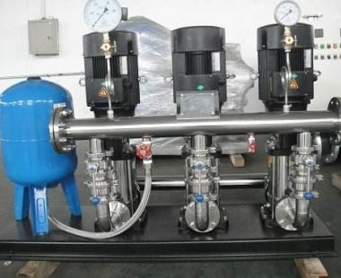 变频恒压供水设备-案例2