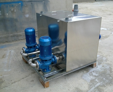 别墅污水提升设备-案例7
