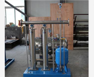 超静音供水机组-案例5