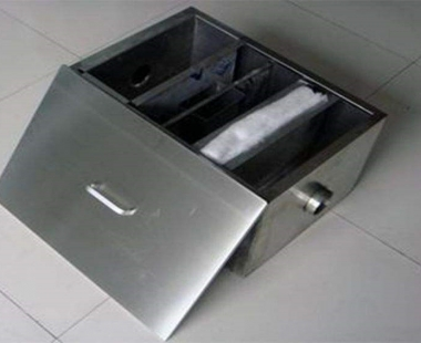 厨房隔油设备-案例6