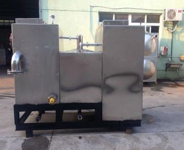 厨房隔油设备-案例3