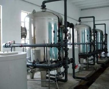 除铁锰过滤装置-案例1