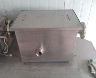 地下室隔油设备-案例1