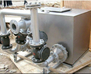 地下室污水提升设备-案例8