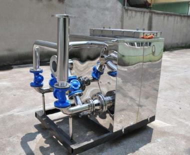 地下室污水提升设备-案例6