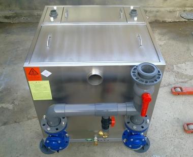 地下室污水提升设备-案例3