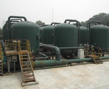 活性炭过滤装置-案例8
