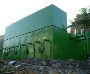 水库净水设备-案例2