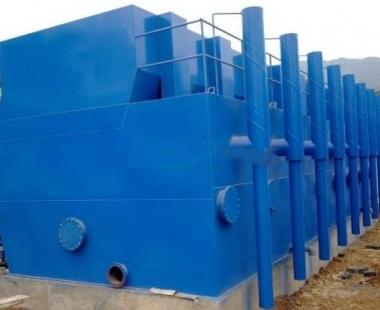 水库净水设备-案例1