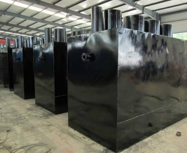 生活污水处理设备-DB系列二