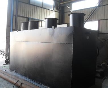 食品污水处理设备-DB系列二