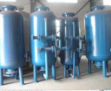 石英砂过滤设备-案例7