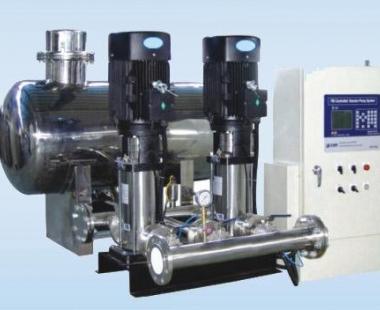 无负压供水设备--DB系列七