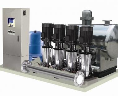 无负压供水设备--DB系列四
