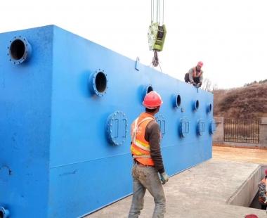 污水处理厂配套设备
