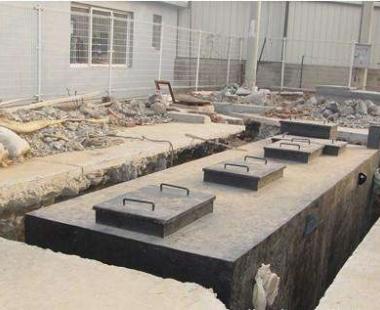 洗车场污水处理设备-案例1