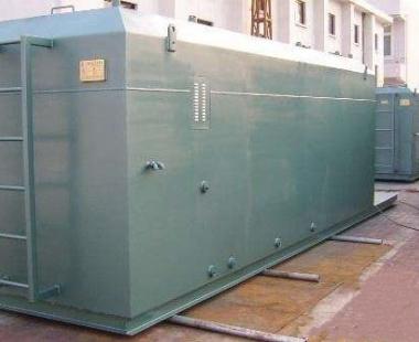 洗车场污水处理设备-案例2