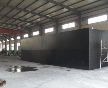 洗车场污水处理设备-DB系列二