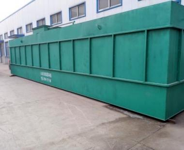 洗衣厂洗涤废水处理设备