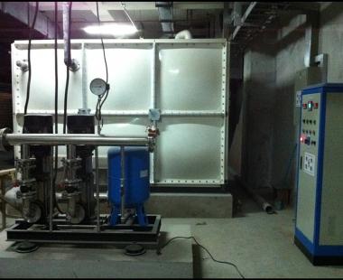 箱式供水设备-案例3