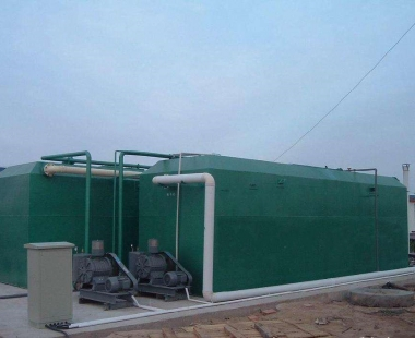 养殖污水处理设备-案例7