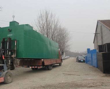 养鸡场废水处理设备-案例5