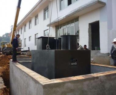 医院废水处理设备-案例1