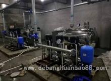 贵州无负压供水设备选用与安装参考[12s109]图集